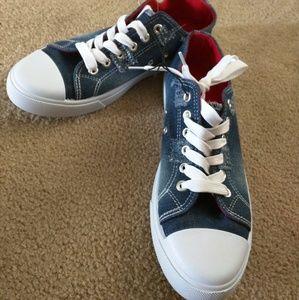 Denim Jean Sneakers Converse Type New